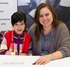 Judit Polgar book signing
