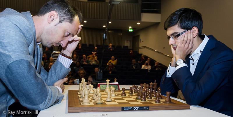 Round 1: Veselin Topalov vs Anish Giri