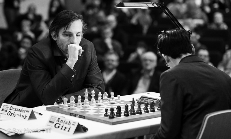 Round 3: Alexander Grischuk vs Anish Giri
